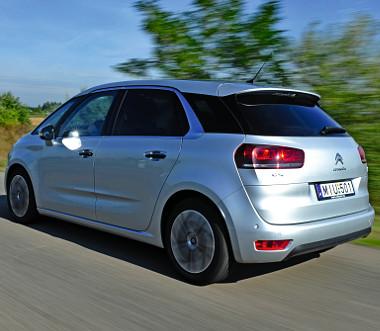 Tágas, takarékos és kényelmes a C4 Picasso. Mi más kell egy családi autónak?