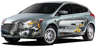 A Ford az LG Chem segítségével fejlesztette az akkumulátort