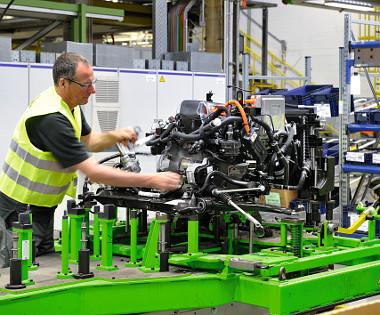 Már megkezdődött a sorozatgyártás Saarlouisban