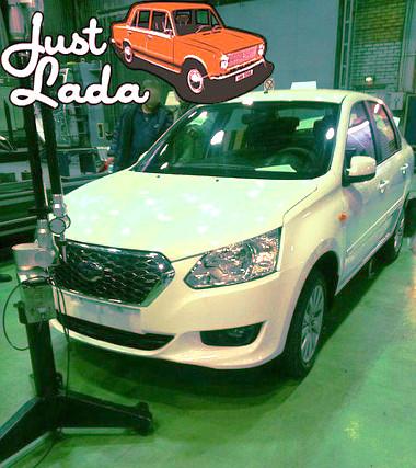 Íme az orosz Datsun, amelyet a Lada gyárt majd