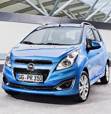 A Chevy távozásával az Opel kínálatába kerül át a Spark - mármint annak utóda, 2015 végén lesz a váltás