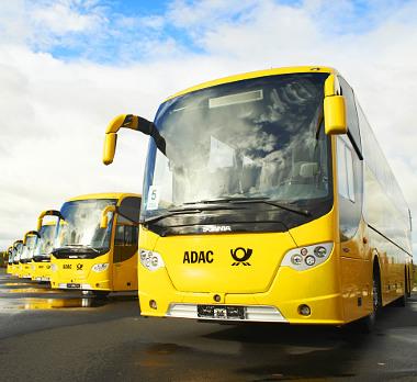 Tavaly november óta az ADAC a távolsági buszokat is közlekedtet Németországban