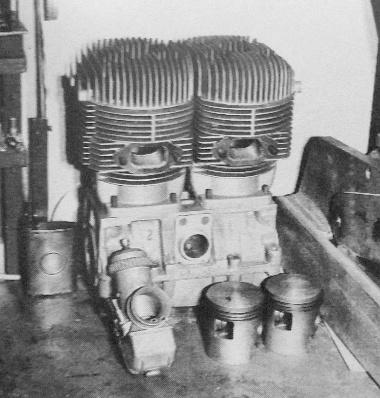 Félkész sárkányrepülő-motor. A Trabant-erőmű nem kis átalakuláson megy át, mire repülőképes lesz