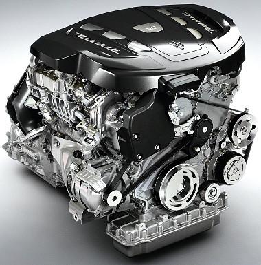 Olasz, de még nem saját a V6-os dízel. Széria a start-stop rendszer