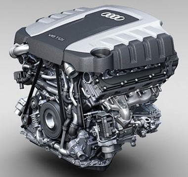 A takarékosság érdekében 800-as fordulatra csökkent a V8-as dízel alapjárata