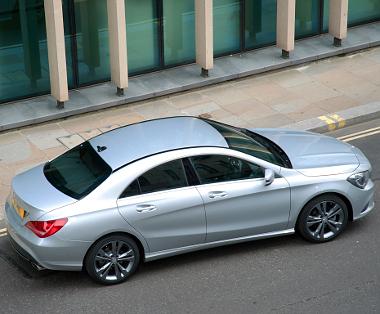 Mercedes és kupé - a kecskeméti CLA mindent visz az Egyesült Királyságban