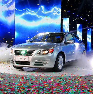 Levetett Volvo-koppintással lép a személyautók piacára a Zhongxing