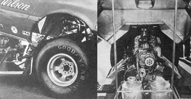Ezzel a gumival és a motorral, amely 10 hengeres, 1500 lóerős, ért el ez a kocsi 6,8 mp alatt az óránkénti 219,6 mérföld (357,94 km) sebességet