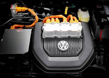 A VW saját fejlesztése az állandó mágneses szinkronmotor