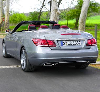 Nincs ellenfelük: az Audi A5-ös és a BMW 4-es kisebb, míg a 6-os BMW sokkal drágább náluk