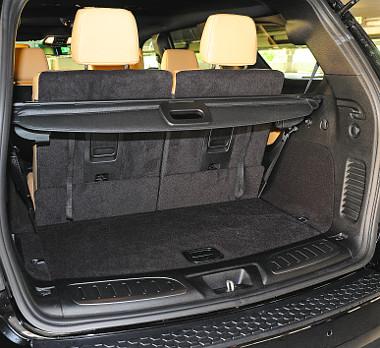 Mind a hét ülés használatakor is marad hely a csomagoknak