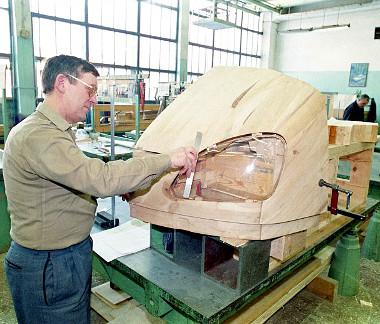 Készül a 2002-es modellfrissítés