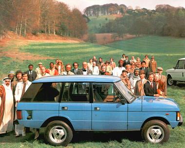 A Range Rover egyike a legkorszerűbb és legkényelmesebb terepjáróknak. Igaz, mindezekért a vevőnek tekintélyes summát kell leszurkolnia