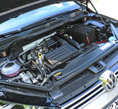 Kulturált és nyomatékos az 1,4-es TSI 150 lóerős verziója
