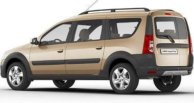 A legnagyobb Ladát kapja a vezérigazgató, ami egy levetett Dacia extra hasmagassággal