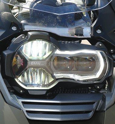 A full-LED-es fényszóró külön párátlanító rendszert kapott