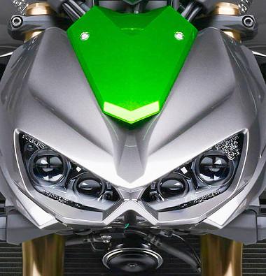 A mérges külső összhangban van a motorban rejlő erővel
