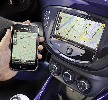 Silány megoldás az egyszerű navigációra a Bringo alkalmazás...
