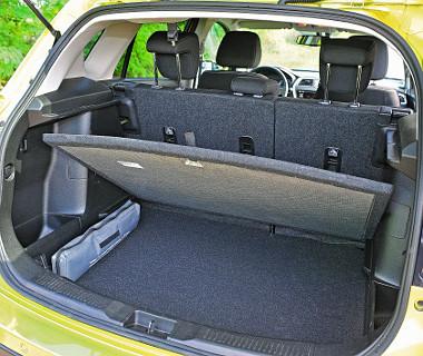 """160 literrel nagyobb az S-Cross csomagtere a """"sima"""" SX4-esénél"""