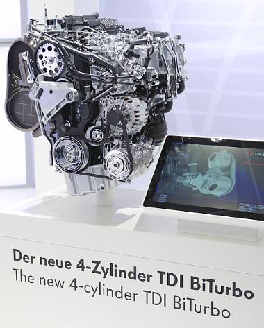 A 240 LE/500 Nm csak a kezdet, nagy tervei vannak a VW-nek a BiTDI-vel