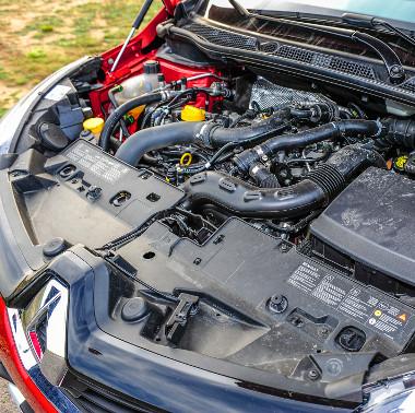A korábbi 1,4 literes turbómotort váltotta fel a Renault palettáján az 1,2-es TCe