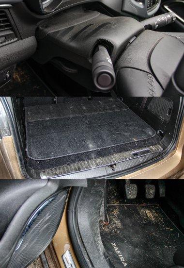 Minden, ami egy családi autót szennyezhet: bogarak, por, sár, morzsa, koszos felnik, maszatos foltok