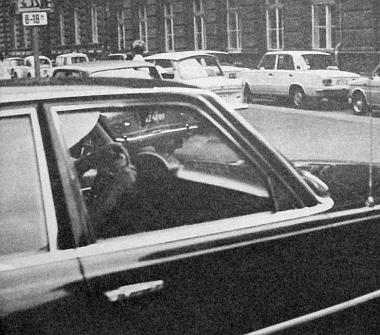 Szinte egymást követték az olyan kocsik, amelyek vezetői és utasai nem kötötték be magukat
