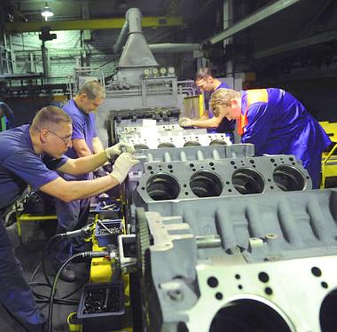 A GAZ Csoporthoz tartozó Yamz készíti majd a motorokat
