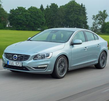 A következő Volvo S60-asba már bekerül a háromhengeres - 180 lóerőig ezt kapja a vásárló