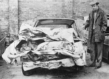 Egykor ez egy megcsodált, elegáns Opel Manta volt...