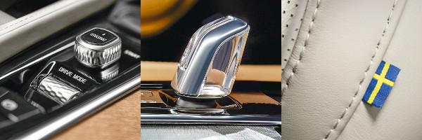 Kézműves kidolgozású gombok. A T8-as kristály váltókarja. Akár a luxus ruhamárkák címkéi