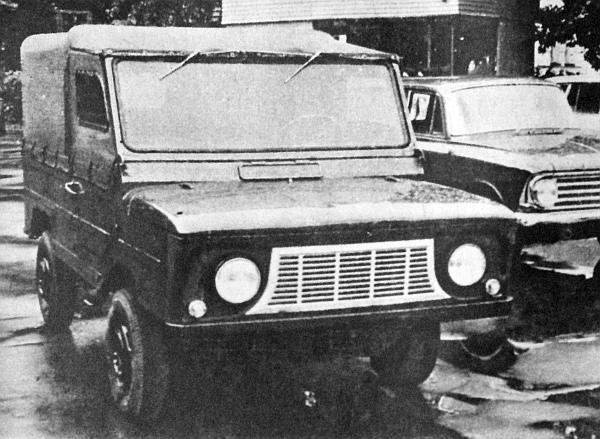 A LUAZ-969 egy 870 kg súlyú, 1800 mm tengelytávú összkerékmeghajtású kiskocsi. A Luckói Autógyár állítja elő Zaporozsec-motorral
