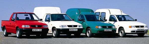 Egykor a Skoda adta oda haszonjárművet a Volkswagennek, aki most viszonozza a szívességet