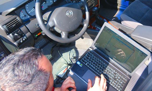 """Sok autóban nem csak egy helyen tárolja a km-értéket a számítógép, de általában csak egy helyen """"írják át"""" azt"""