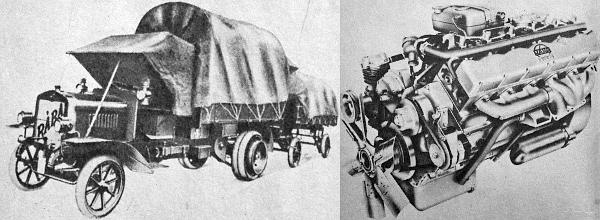 Egy régi-régi pótkocsis Rába-szerelvény, amely azt bizonyítja, hogy Győrött nagy múltja van az autóiparnak. Egy új, döntött elrendezésű, hathengeres motor