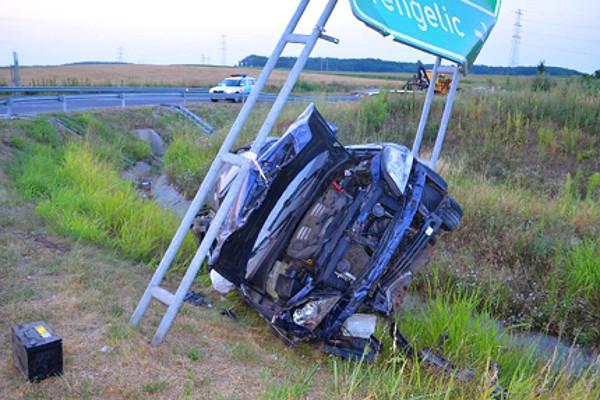 """Két halálos áldozatot követelt a pénteki baleset a """"halálkereszteződésnél"""" (Fotó: Tolna Megyei Rendőr-főkapitányság)"""