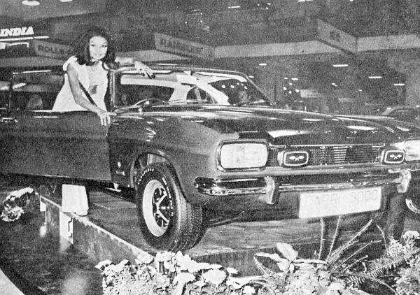 """A Capri-sorozat """"abszolút sarkcsillagja"""" a háromliteres változat. És közöttük is reprezentáns: a GT XLR"""