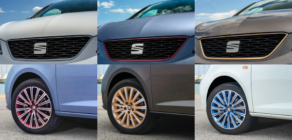 Ezerféle Ibiza-változat lehetséges a színes csomagoknak hála, így aligha látunk két egyformát az idei évre tervezett (szeptembertől) 600 darabos magyarországi értékesítésben