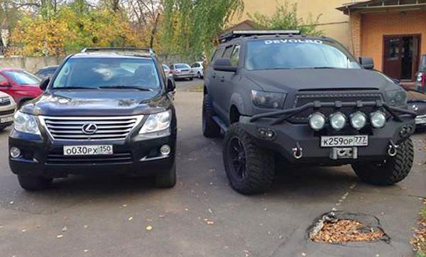 Piacként fedezte fel Oroszországot a Devolro, de új autóra is leltek