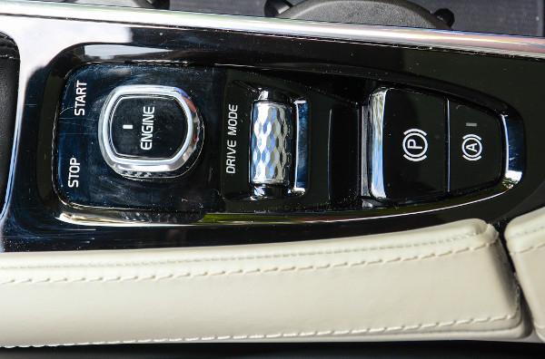 Négy menetprogramot kínál a Drive Mode rendszer