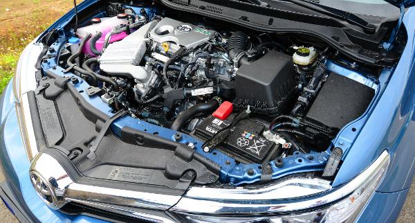 A súrlódási veszteséget csökkentő megoldások a hibrid motorjából származnak