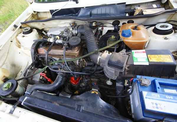 Szinte problémamentes az 1,8 literes négyhengeres, a motorolajra azonban kényes