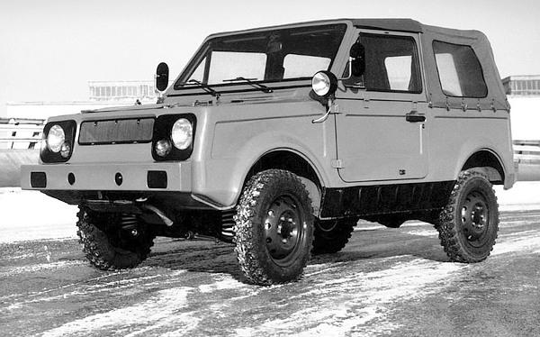 Íme a sorozatgyártású kétéltű Lada, amely pénzhiány miatt nem került végül sorozatgyártásba