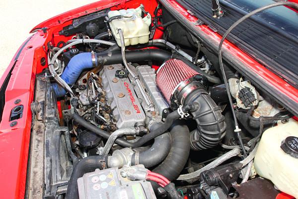 A kinézete mindenképp jobb a nagy gázolajos motornak