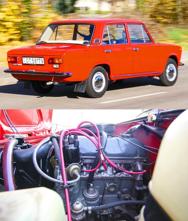 Olasz eredetű motorja Fiatba sosem került
