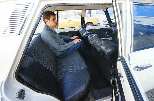 Az epedás ülés növeli a rugózási komfortot