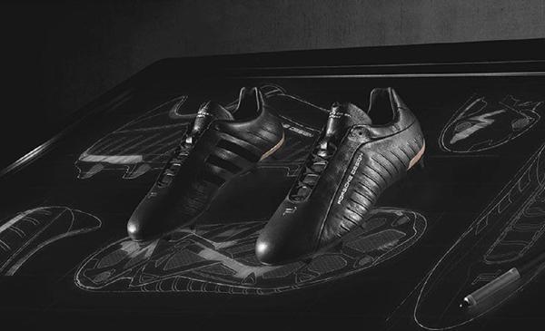 A Porsche és az Adidas összeállt, hogy megalkossa ezt a cipőt (Fotó: adidas.com)