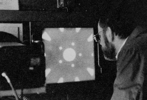 A prototípus röntgenvizsgálata