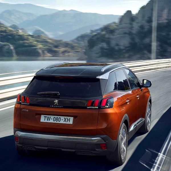 Benzin- és dízelmotorokkal, csak elsőkerékhajtással kezd a 3008 SUV