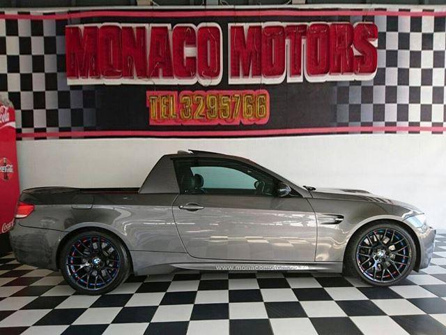 Nem csináltak olyan BMW-t, amilyet ő akart, összerakta hát! (Fotó: bmwblog.com)